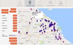 Scopesi y la UCA lanzan GeoPlanning MAS, el rating de la vía pública.